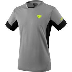 Dynafit Vert 2 Maglietta a maniche corte Uomo, grigio/nero
